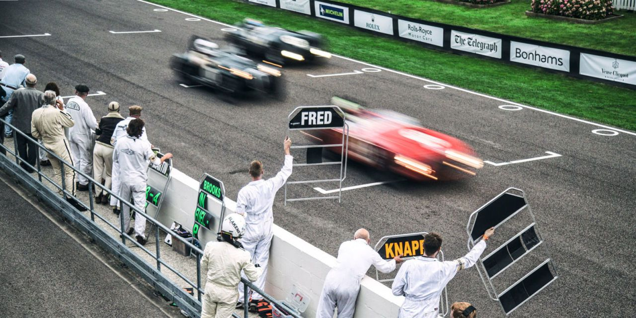 Here's How to Watch the Greatest Vintage Race on Earth