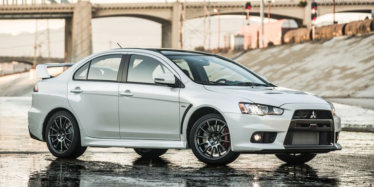 Mitsubishi Will Sell the Last Evolution Ever on eBay
