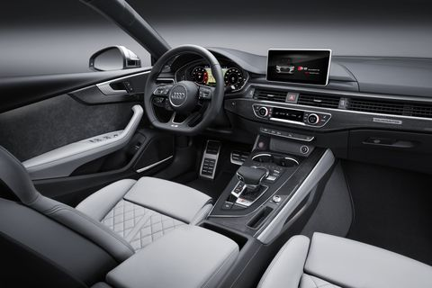 Audis Redesigned FiveDoor S Sportback Is A Mini A - 2 door audi a7