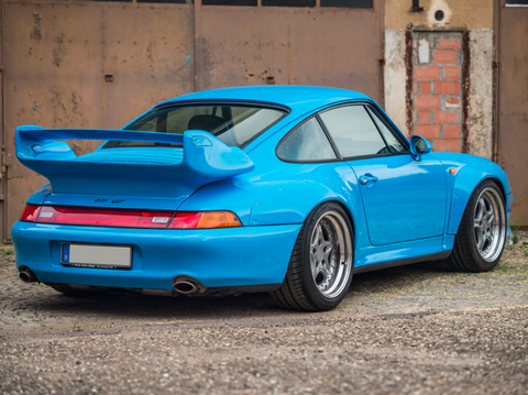 This Porsche 993 Gt2 Just Sold For 24 Million