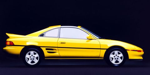 Ten Things to Know Before Buying an SW20 Toyota MR2