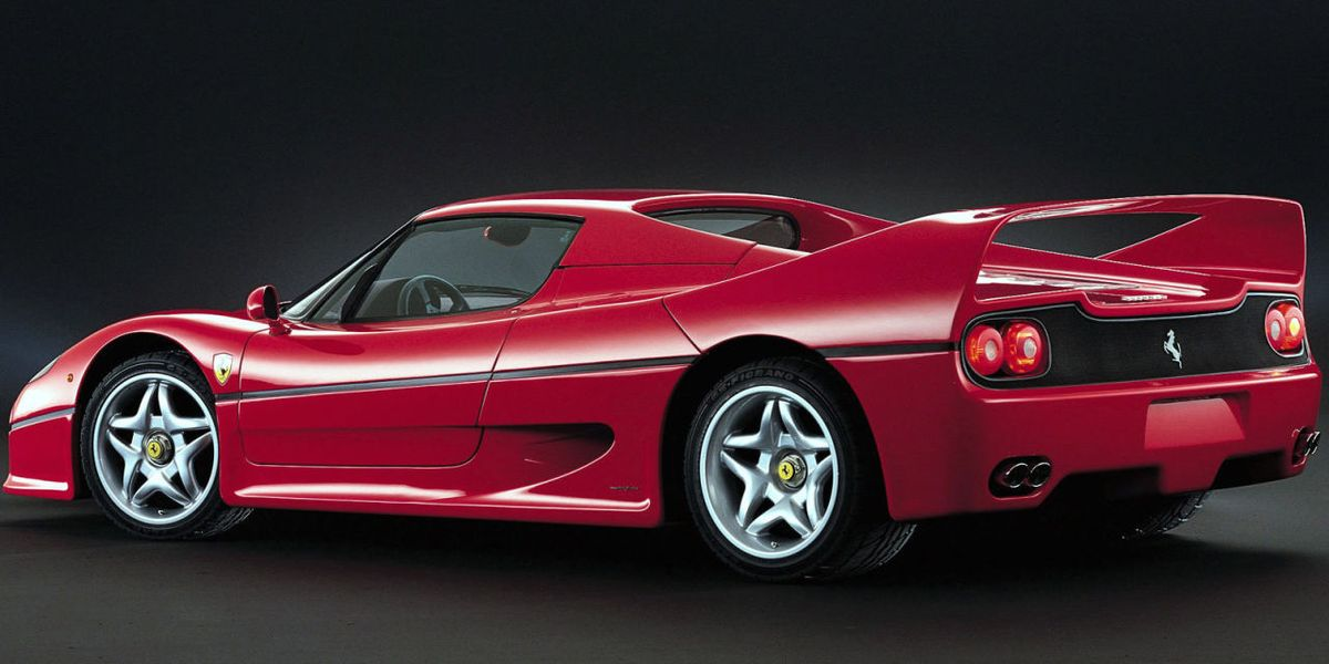 When Ferrari Refused To Sell The F50 To U S Customers