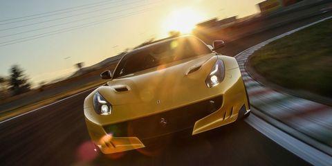 The Ferrari F12's Successor Will Reportedly Use a Naturally Aspirated V12