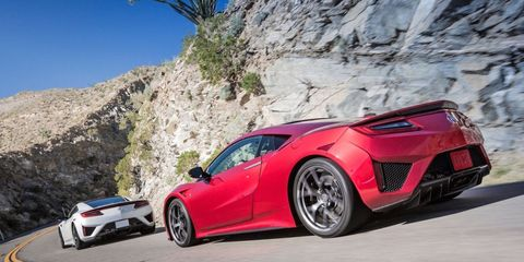 Here's All The Crazy Engineering Behind the New Acura NSX