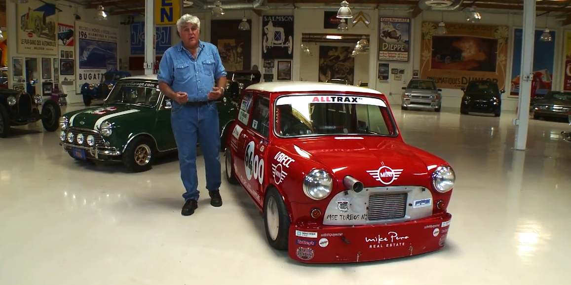 Here\'s What It Takes to Run a Classic Mini Cooper On a High-Speed ...