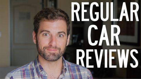 Mr. Regular RCR Regular car reviews
