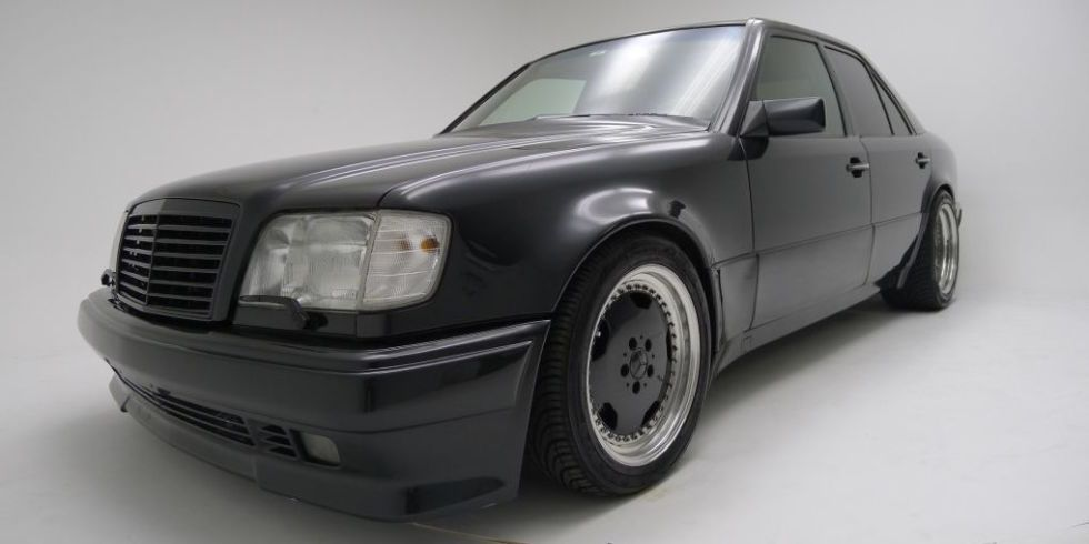 Scare Everyone With This 1991 Mercedes-Benz AMG Hammer