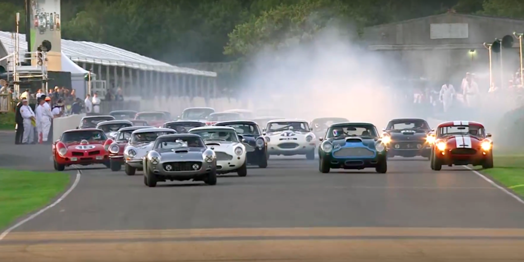 Watch the World's Most Expensive Vintage Race in its Entirety