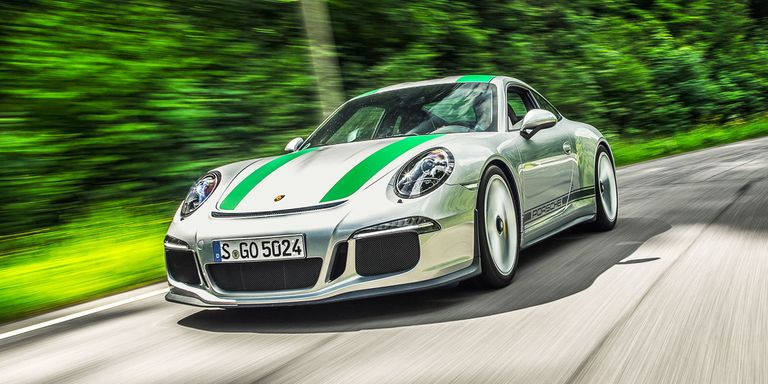Porsche 911r review manual porsche 911r first drive this is zuffenhausens interpretation of the connected car sciox Images