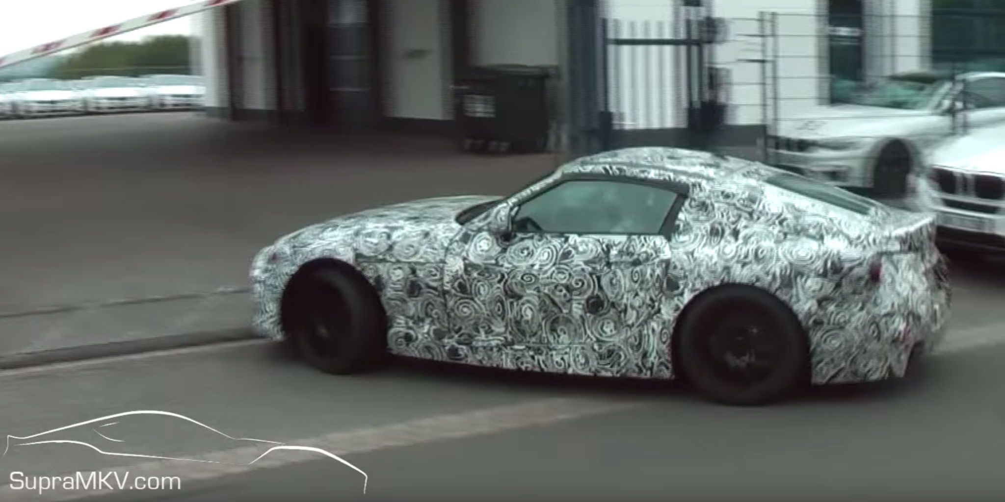 Weu0027ve Known For A While That BMW And Toyota Are Working Together On A New Sports  Car. Beyond That, However, Details Are Few And Far Between.