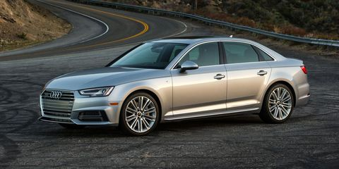 Audi Is Saving The Manuals, One 2017 A4 Quattro at a Time