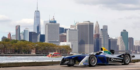 Formula E Manhattan