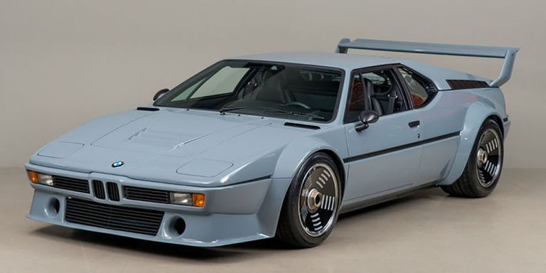 This Restored 1979 BMW M1 Procar Is Achingly, Painfully Wonderful