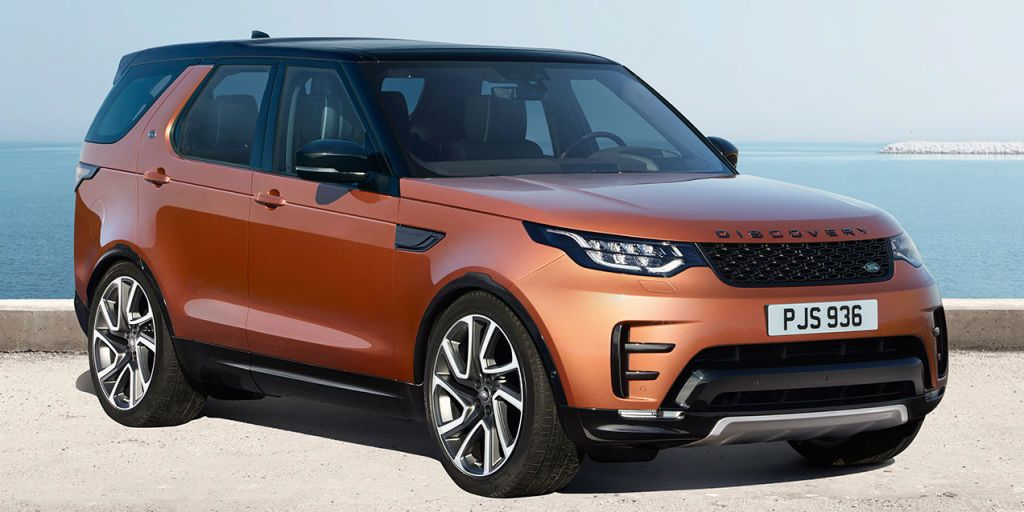 2017 Land Rover Discovery Here It Is