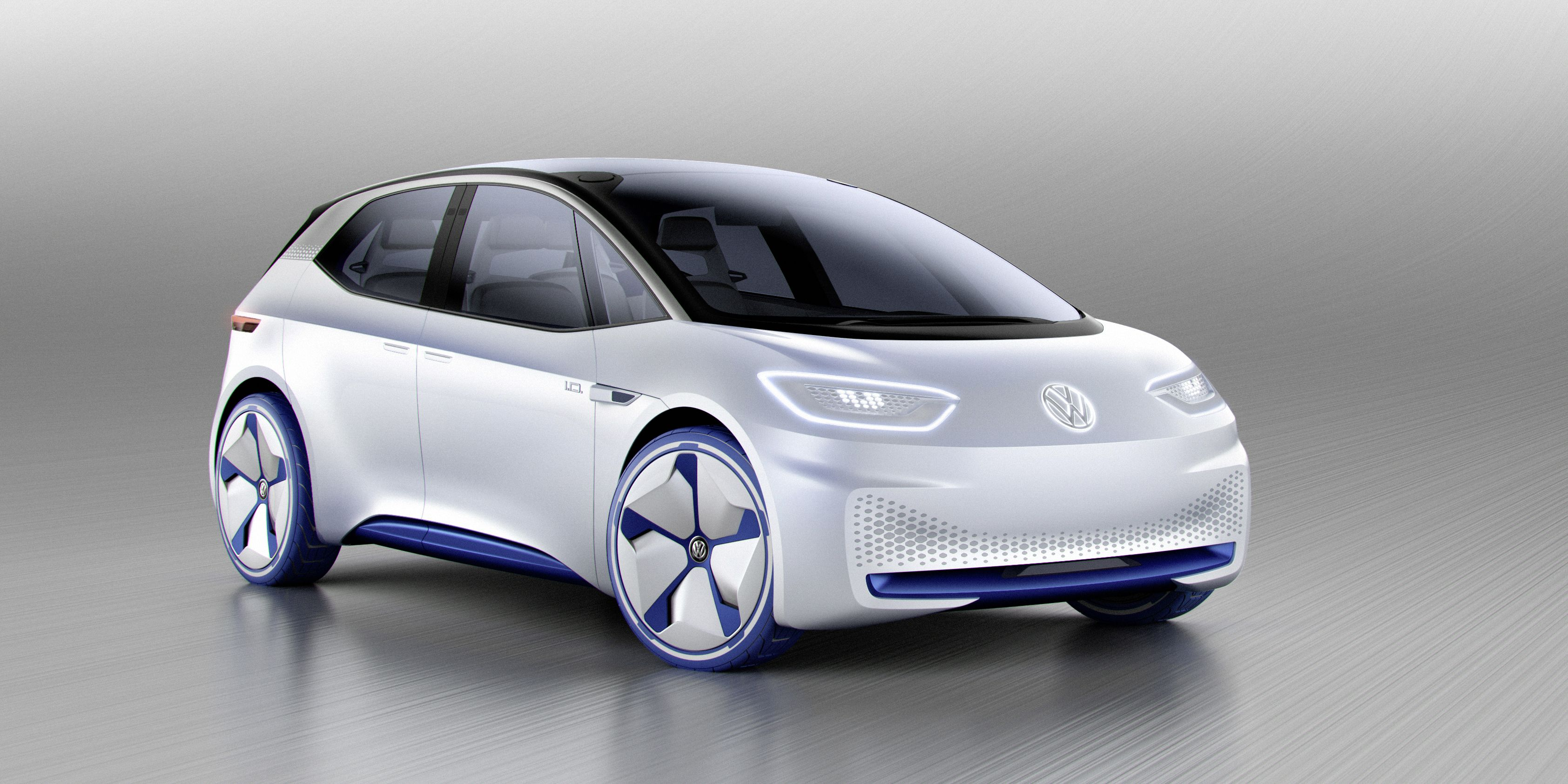 This Electric Concept Car Is The Volkswagen Beetle Of 21st Century