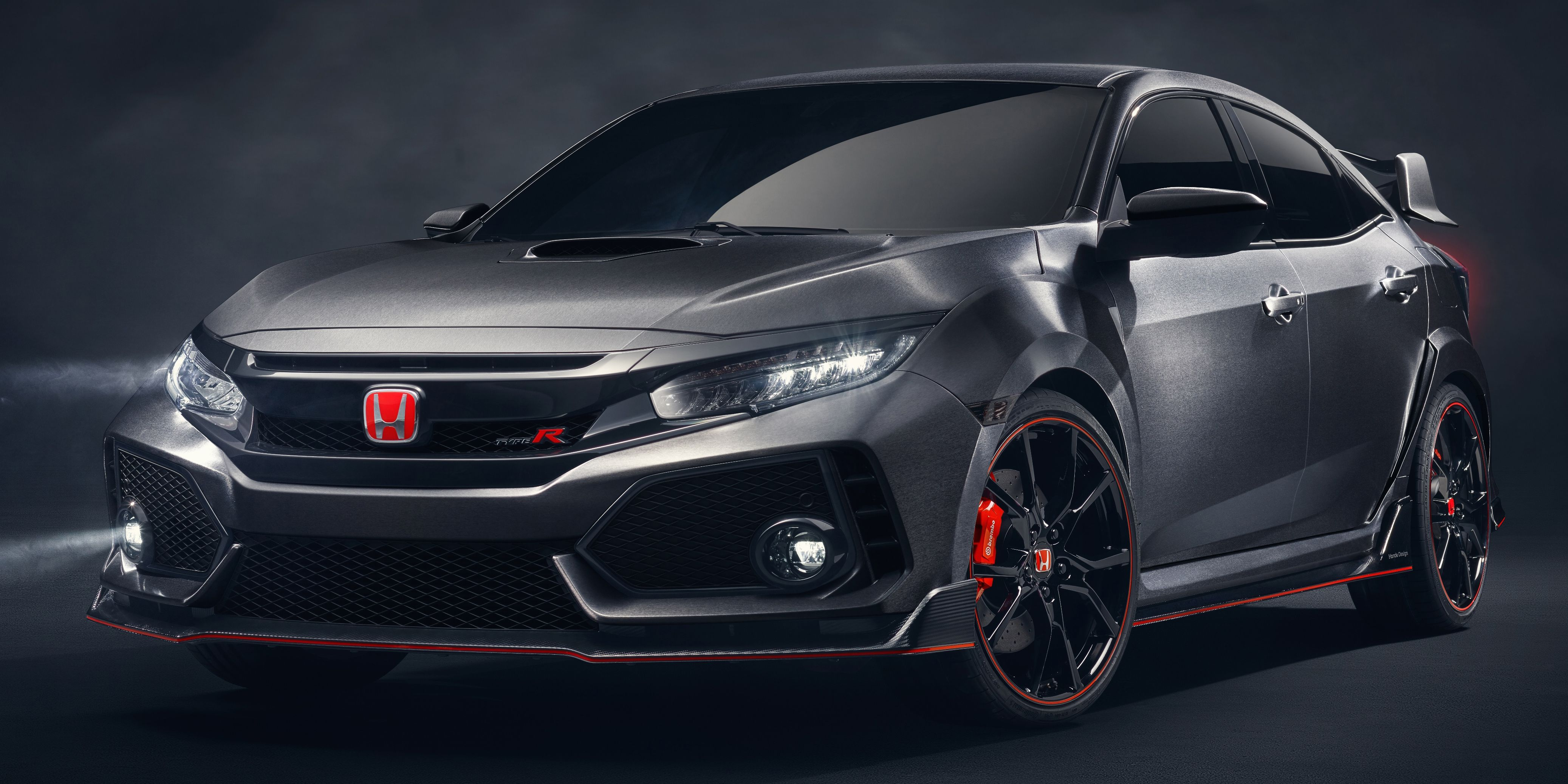 New Civic Type R