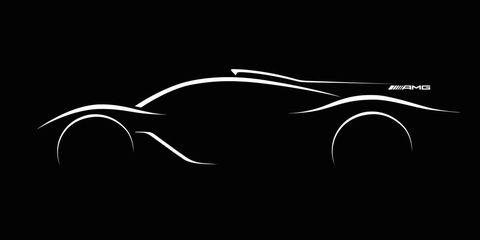 Mercedes Hypercar: Formula 1 Engine, 11,000 RPM Redline, Rear-Wheel Drive