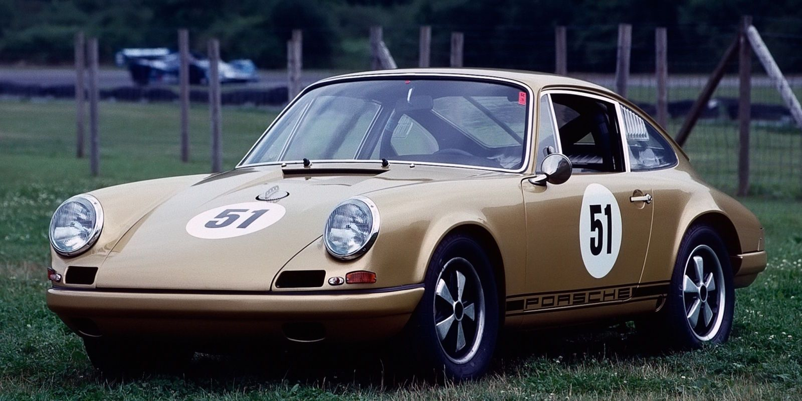 <p>In 1967, you could walk into a Porsche dealer and buy a 911 S, but the R was a much different proposition. Only 23 were built, featuring ultralight fiberglass bodies and 50 more horsepower than the 911 S. Its spirt lives on today in the 2016 911 R.</p>