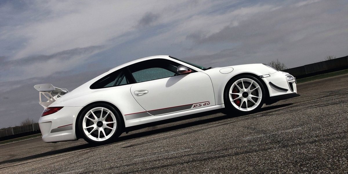 The Porsche 911 Gt3 Rs 4 0 Is Better Than Coffee