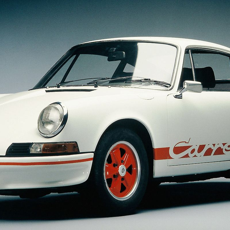 "<p>For the last 30 years, the 911 Carrera has been the most basic 911 you could buy, but in 1973, that word denoted something special. The <a href=""http://www.roadandtrack.com/car-culture/videos/a28861/seen-through-glass-porsche-911-gt3-carrera-rs/"" target=""_blank"">Carrera RS 2.7</a>&nbsp&#x3B;was lighter, more powerful, and rarer than other 911s of the era, and are now considered the pinnacle of classic 911s.</p>"