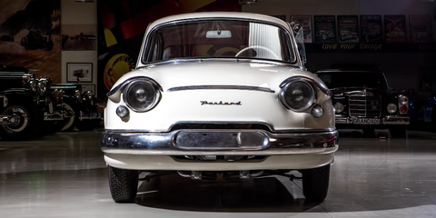 This French Car Had Twice the Power of a VW Beetle From a Two-Cylinder Engine