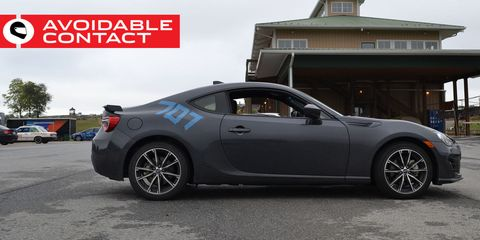 The 2017 Subaru BRZ Is a Great Way to Save $10,000 Per