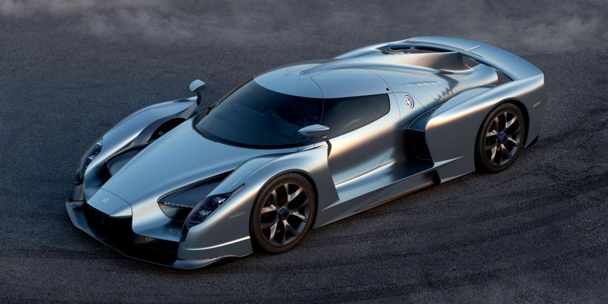 Car Auction Apps >> Glickenhaus Says Street-Legal SCG 003S Will Lap ...