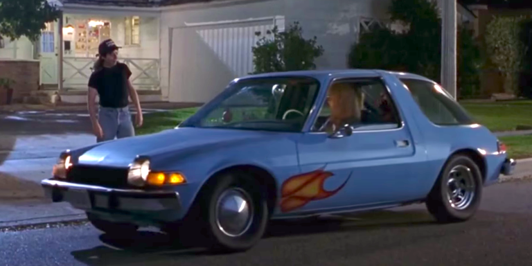 Wayne S World Car For Sale Garth S Amc Pacer Auction