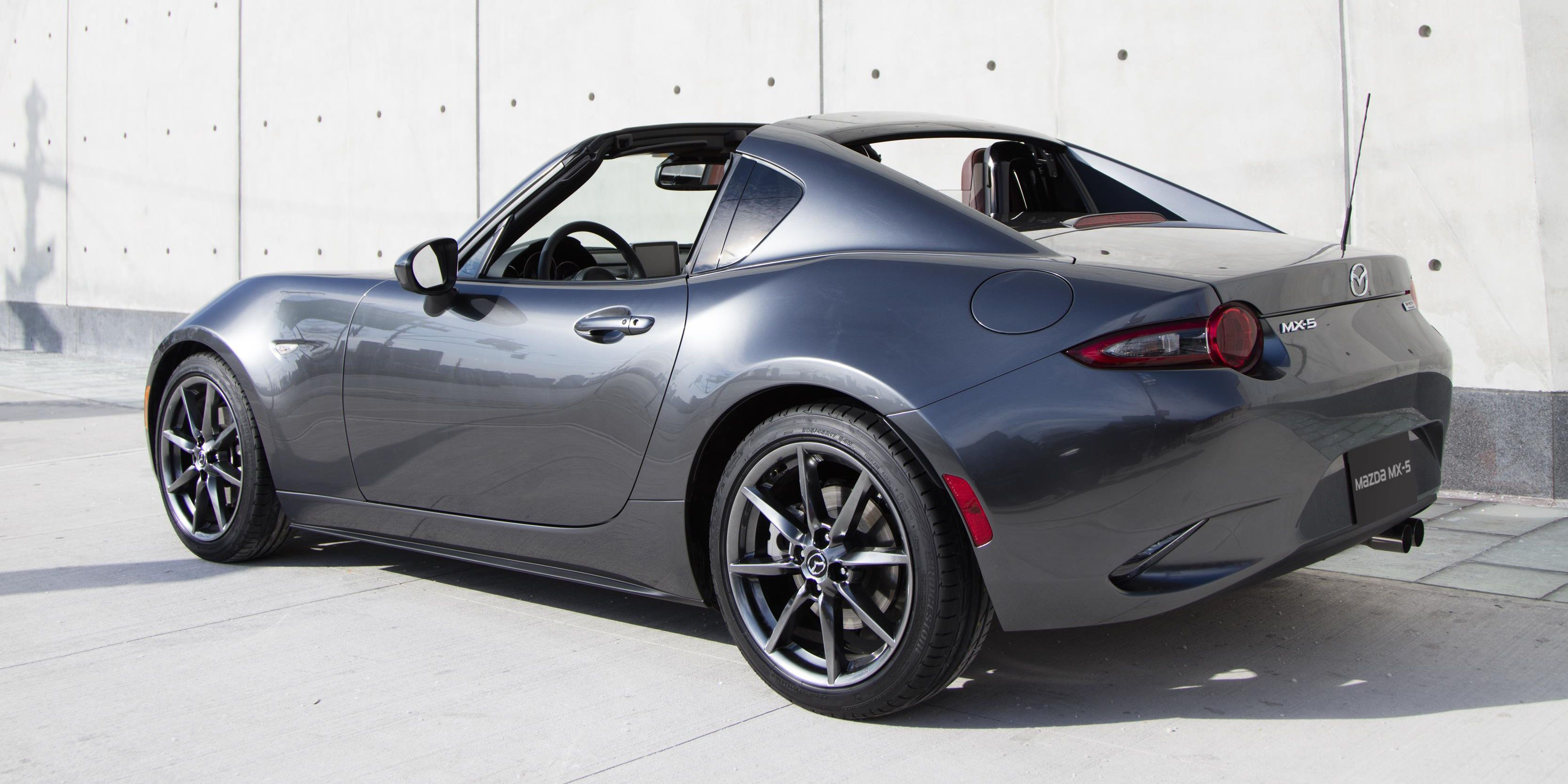 The 2017 Mazda Mx 5 Rf Miata Starts At 31 555
