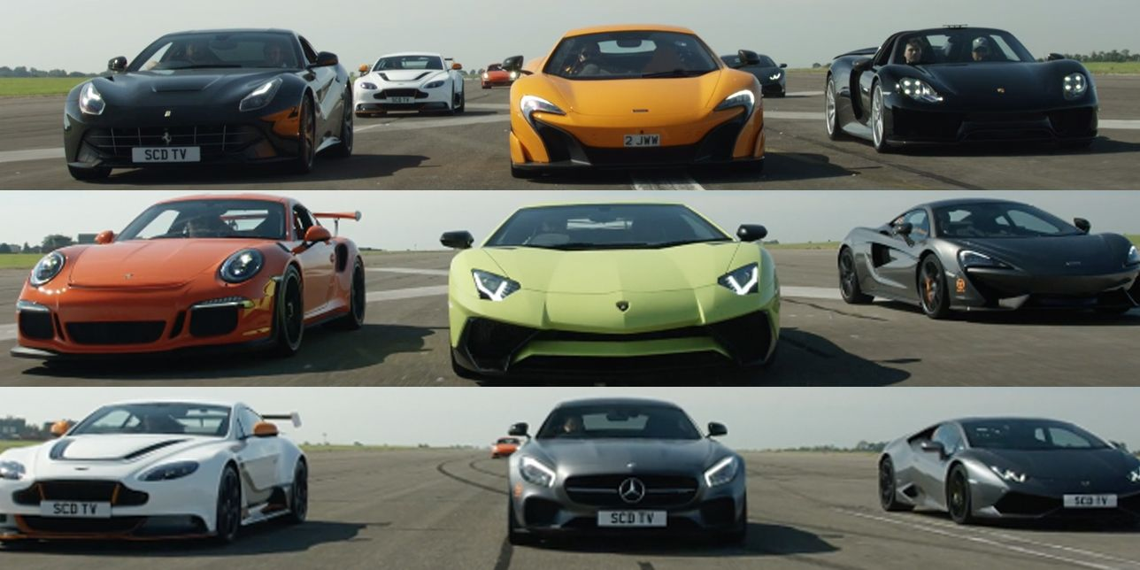 Fastest Supercar - Which Exotic Sports Car Is Fastest?