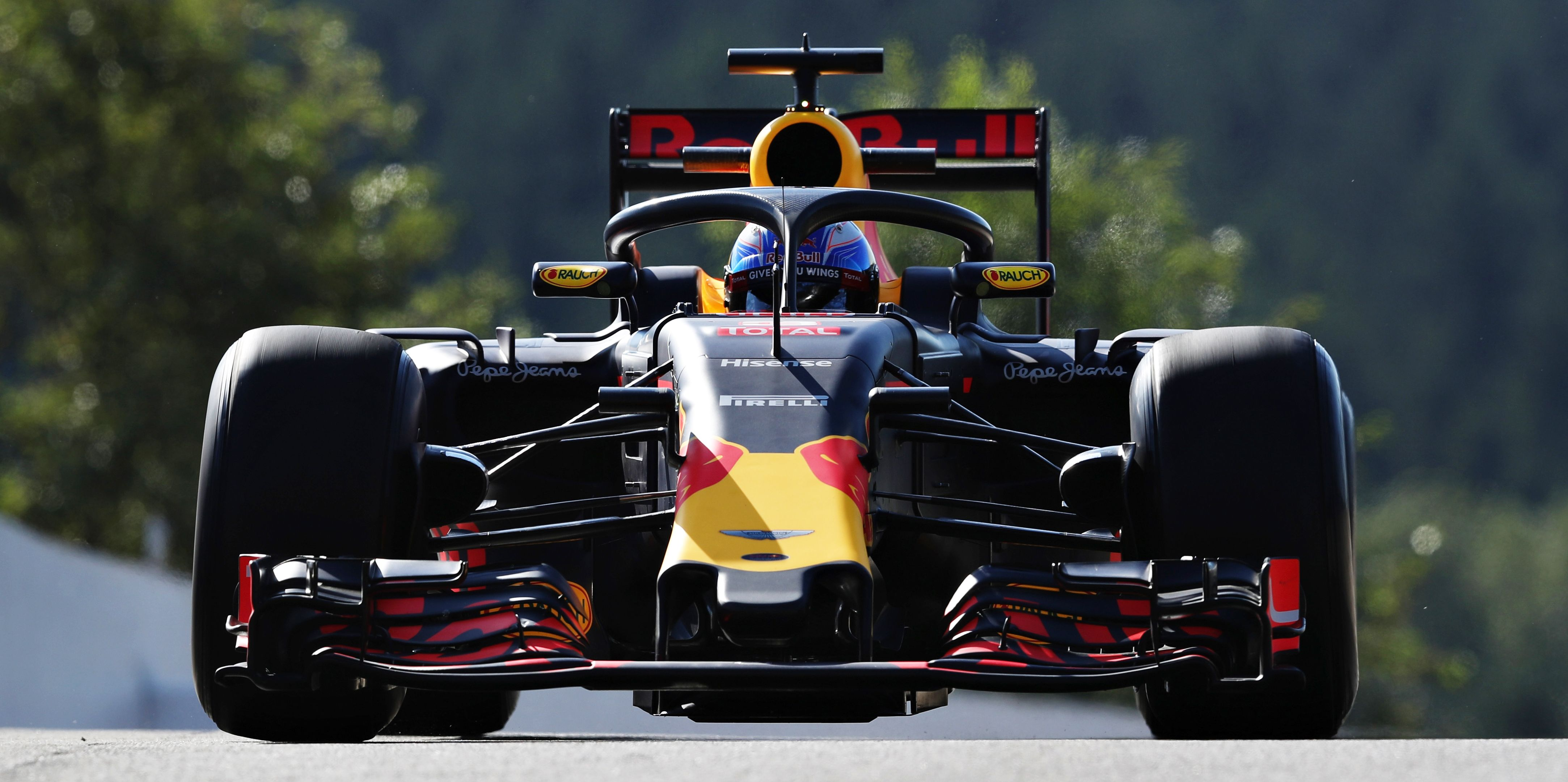Formula One Will Introduce Halo Protection For 2018