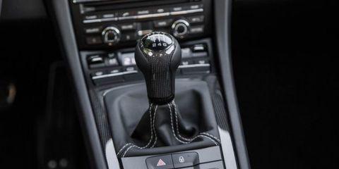Porsche 911R Gear Shifter Knob