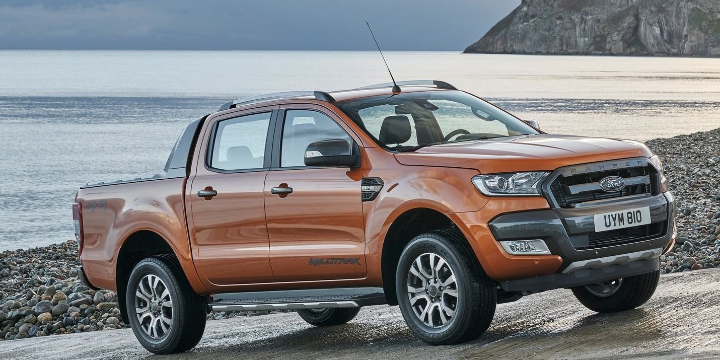 New Ford Ranger Ford Ranger Compact Pickup Returns For 2020