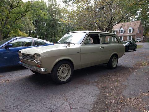 Ford Escort Wagon mk1