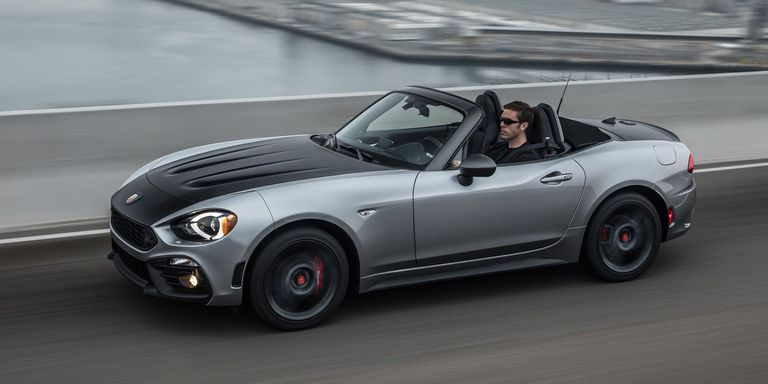 Flyin Miata Will Stuff A 525 Hp V8 In Your Fiat 124 Spider
