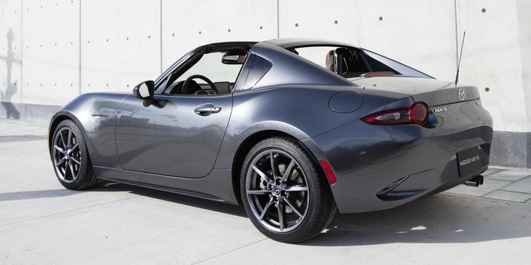 2017 mazda mx 5 rf pricing miata hardtop launch edition debuts. Black Bedroom Furniture Sets. Home Design Ideas