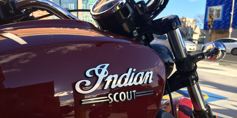 The Indian Scout Will Restore Your Faith in Cruisers
