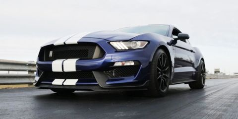 Hennessey's 800HP Supercharged Shelby GT350 Will Vaporize Your Eardrums