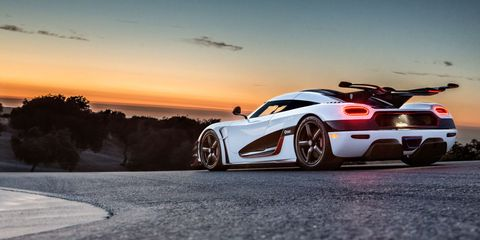 Koenigsegg Says the One:1 Could Do a 6:40 Nurburgring Lap