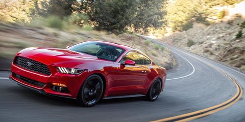 Ford Performance Mustang EcoBoost Calibration Kit Specs -- Tuning for Four-Cylinder Mustang