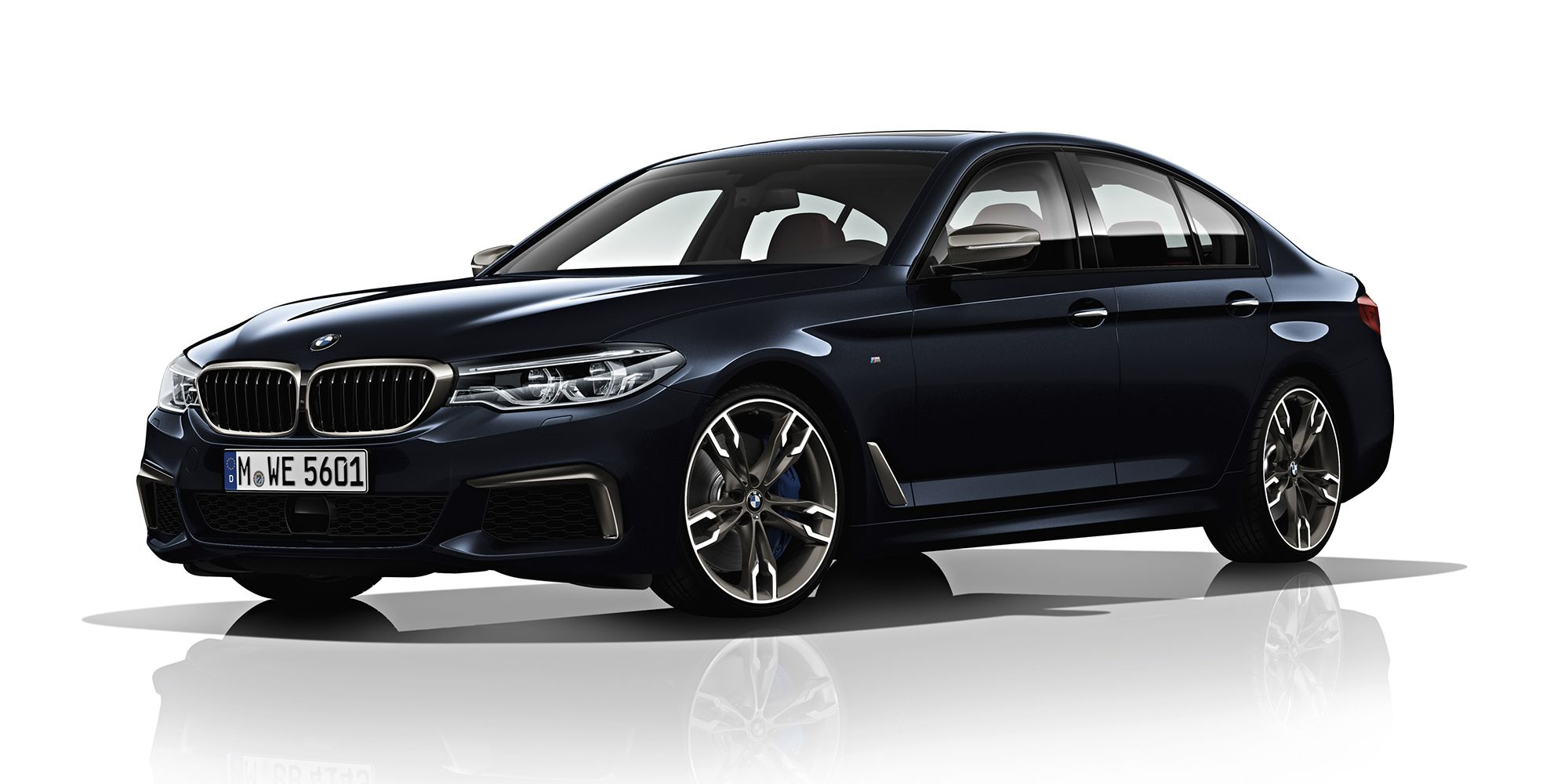 Bmw M5 0 60 >> The 2017 Bmw M550i Does 0 60 Quicker Than Today S M5