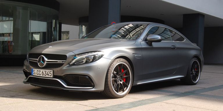 Eight things you learn driving a mercedes amg c63 s coupe in germany chris perkins sciox Gallery