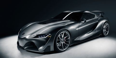 Toyota Executive Suggests Upcoming Supra Could Be a Hybrid