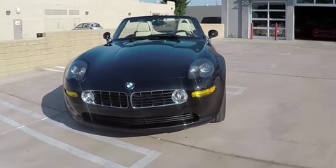 An Alpina Z8 is a Quarter of a Million Dollars Now