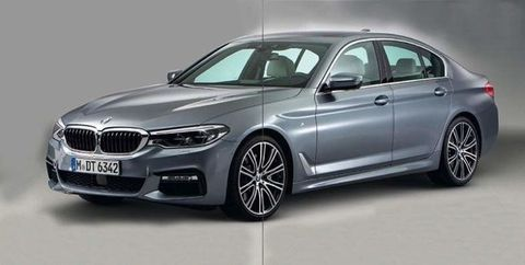 The New BMW 5-Series Is Exactly What You Expect It To Be