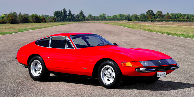 43 Car Vintage Ferrari Auction Offers Prancing Horses At