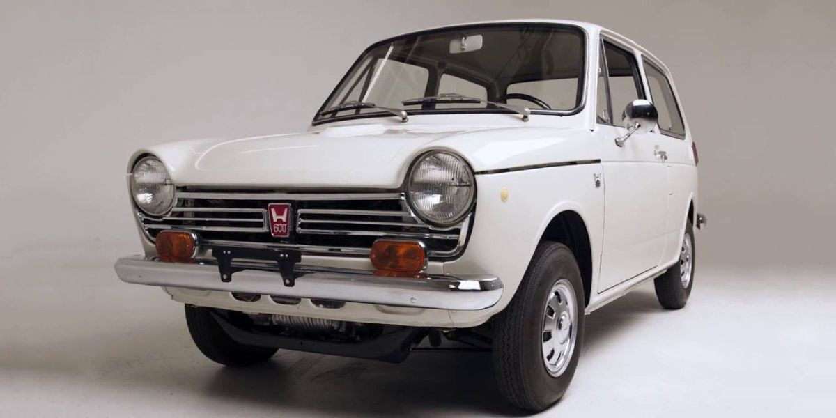 The First Ever Honda Car In The US Was Restored To Perfection