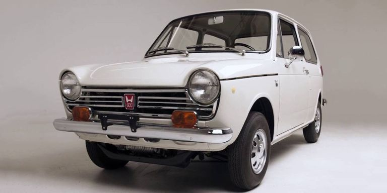 The First Ever Honda Car In The U S Was Restored To