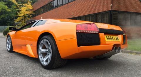 Daily Driver Lamborghini Lamborghini Murcielago Supercar With
