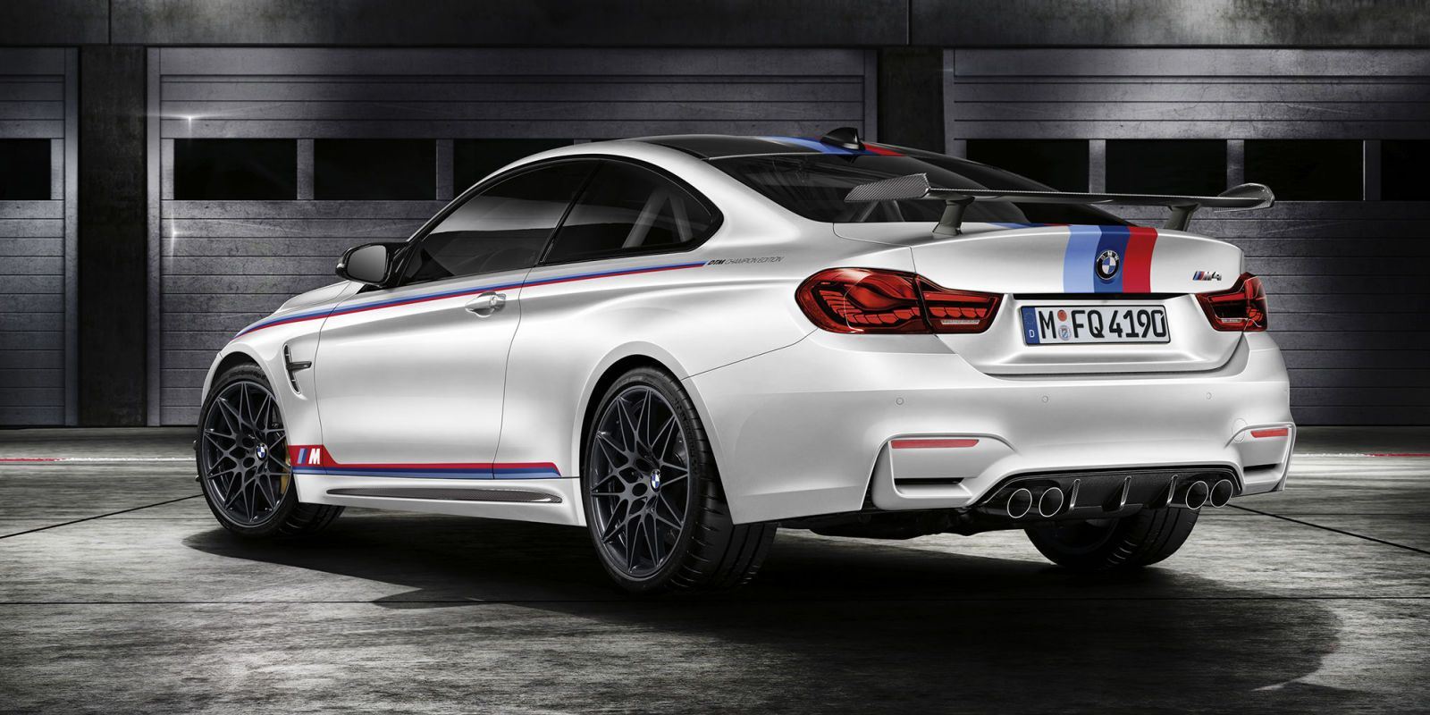 BMW Built a 494-HP M4 to Celebrate Its DTM Championship